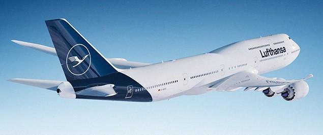 Lufthansa - завжди зручний авіазв язок з усім світом 962206b789168